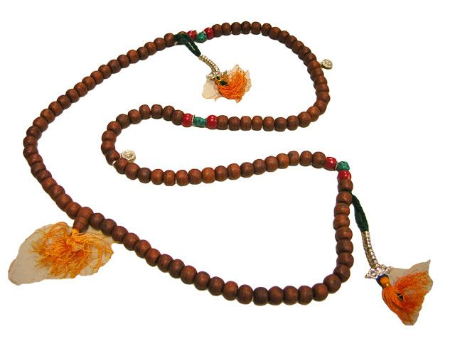 Bodhisheet Mala with 12 millimeter diameter beads